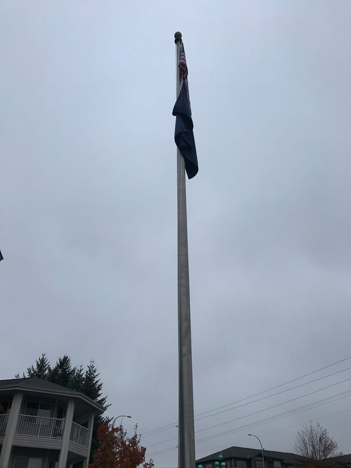 OR226 Flag Pole 2